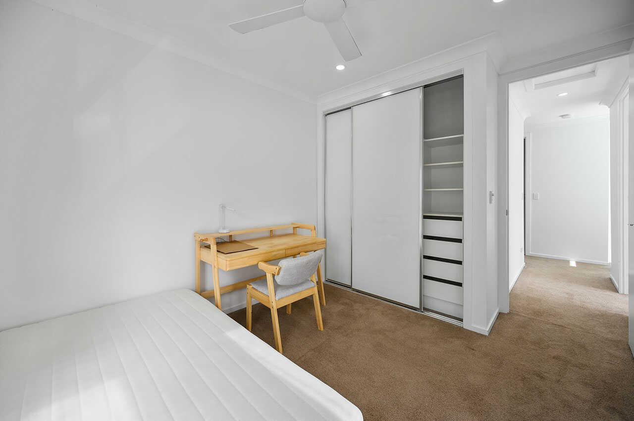 Spanndecke im Schlafzimmer